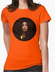 SZA Womens Fitted T-Shirt