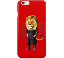 Lion Tyrion iPhone Case/Skin