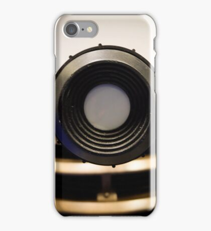 Eyestalk - Dalek iPhone Case/Skin