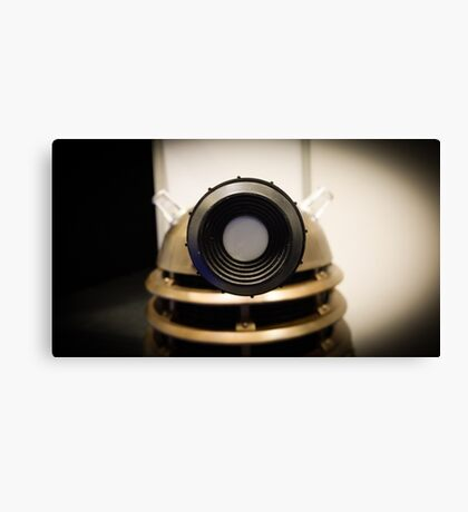 Eyestalk - Dalek Canvas Print
