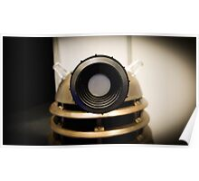 Eyestalk - Dalek Poster