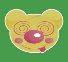 Crinkled Bear Kids Tee