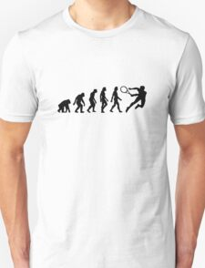 The Evolution of Tennis T-Shirt