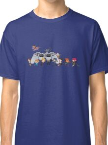 Playstation Heroes Classic T-Shirt