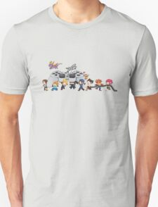 Playstation Heroes Unisex T-Shirt