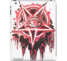 Pentagram star logo iPad Case/Skin
