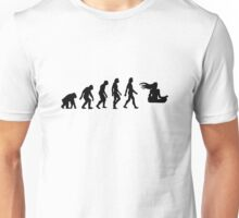 The Evolution of a Guru Unisex T-Shirt