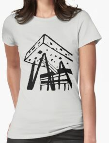 Ontario College of Art and Design University Building  Womens Fitted T-Shirt