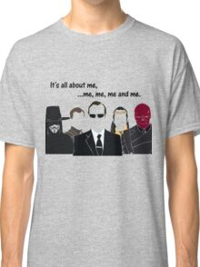 Movies - me, me, me, me and me Classic T-Shirt