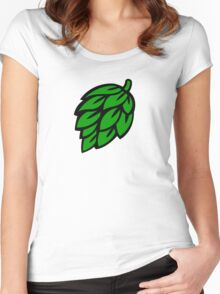 Hop! Women's Fitted Scoop T-Shirt
