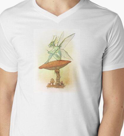 Fae Mens V-Neck T-Shirt