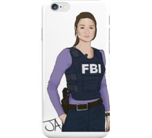 Special Agent Argent iPhone Case/Skin