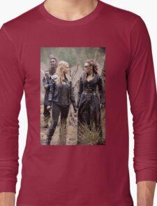 The 100 - Clexa (2x15) Long Sleeve T-Shirt