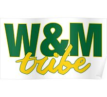William & Mary University Poster