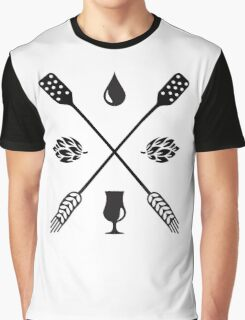 Craft Beer / Homebrew / Drink Local Graphic T-Shirt