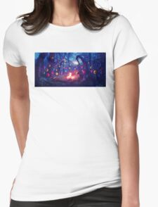 Party Animals Womens Fitted T-Shirt