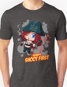 League of Legends - Miss Fortune T-Shirt
