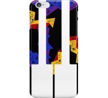 Retro Piano Keys iPhone Case/Skin