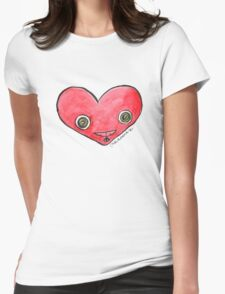 """Oro?"" Valentine's Heart T-Shirt"