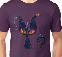 Gem Cat Unisex T-Shirt