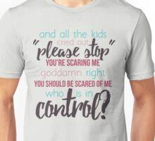 Halsey Typography Unisex T-Shirt