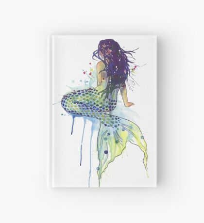 Mermaid Hardcover Journal