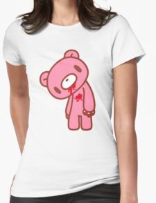 Gloomy Bear Womens Fitted T-Shirt
