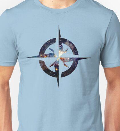 AmbitusRosa (Compass Rose) Unisex T-Shirt