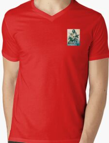 Geronimo Mens V-Neck T-Shirt