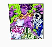 JoJo Part 4: Diamond is Unbreakable Stands Unisex T-Shirt