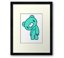 Gloomy Bear  Framed Print