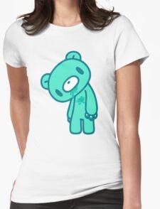 Gloomy Bear  Womens Fitted T-Shirt
