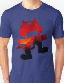 Polygon Fire Unisex T-Shirt