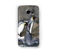 Penguin Splash Samsung Galaxy Case/Skin