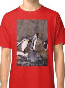 Penguin Splash Classic T-Shirt