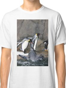 Penguin Splash Classic T-Shirt