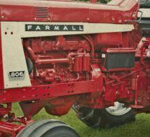 Farmall Tractor Sticker