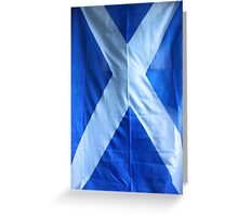 Scotland Rocks Greeting Card