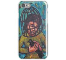 """Cage"" iPhone Case/Skin"