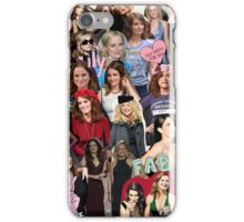 Amy Poehler & Tina Fey Collage iPhone Case/Skin