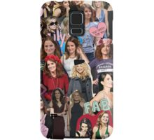 Amy Poehler & Tina Fey Collage Samsung Galaxy Case/Skin