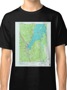New York NY Lake George 130045 1966 24000 Classic T-Shirt