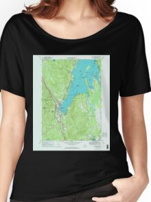 New York NY Lake George 130045 1966 24000 Women's Relaxed Fit T-Shirt