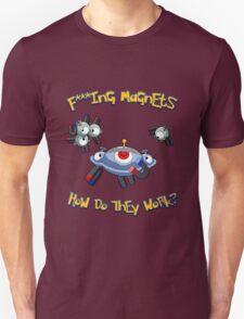 F***ing Magnets T-Shirt