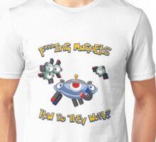 F***ing Magnets Unisex T-Shirt