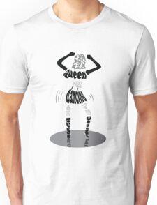 Dancing Queen Martha Unisex T-Shirt