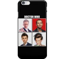 Let it Be (Doctor Who) iPhone Case/Skin