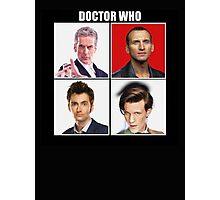 Let it Be (Doctor Who) Photographic Print