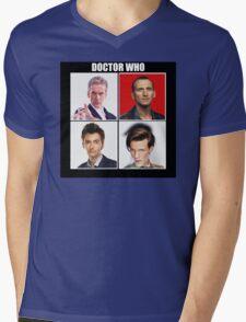 Let it Be (Doctor Who) Mens V-Neck T-Shirt