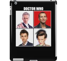 Let it Be (Doctor Who) iPad Case/Skin